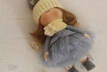 Bonecas artesanais