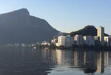 Rio de Janeiro / Lagoa Rodrigo de Freitas.