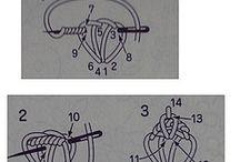 wzory haftu