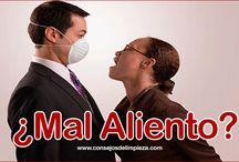 TRUCOS PARA ELIMINAR EL MAL ALIENTO / El mal olor en la boca es un anti-estético problema, aquí algunos trucos para deshacerse del mal olor bucal.