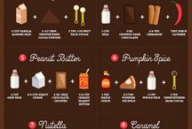 Dessert and drinks