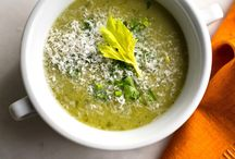 Stepford Soups and Smoothies / Recipes to please your man
