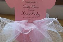 Baby Shower da Madalena