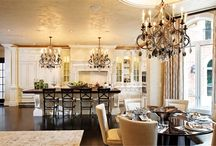 Dahlia Mahmood / Dahlia Design, LLC - TOP INTERIOR DESIGNER H&D PORTFOLIO - DC/MD/VA - http://www.handd.com/DahliaMahmood - Dahlia Design embodies sophistication and innovation. This sensibility is reflected in the work of principal Dahlia Mahmood and her staff of craftsmen and designers, who combine the elegant forms of classic architecture with transitional elements to create simple yet glamorous interiors.