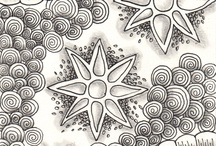 Zentangle and doodles / by Jo Loves to Quilt