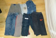 детская одежда в коробках 4