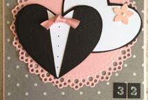 Bruiloftkaarten  maken