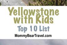 Yellowstone vacation