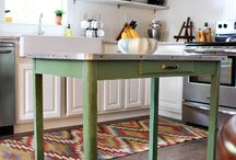 Kitchen Spaces / Kitchen Inspiration for your home
