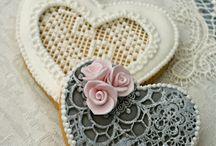 Cookies - hearts