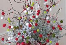 Christmas Tree and Home Decor