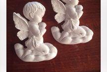 I miei gessi profumati / Gessi profumati adatti per bomboniere o decorazione