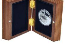 """Slavné lodě, které nikdy nevypluly (""""The Famous Ships That Never Sailed"""") / Stříbrné sběratelské mince ze serie slavných lodí,které nikdy nevypluly vydávané Australskou mincovnou The Perth Mint."""