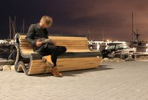 Urban furniture & lightings