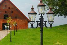 Lampy Parkowe