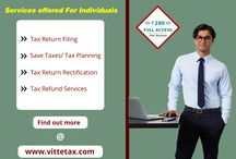 Income tax Online Filing in India / File your income taxes online in India with Vittena . http://www.vittena.com/vittetax/