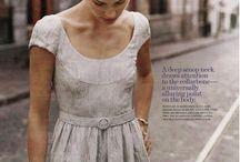 лён платье