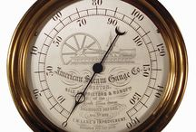 Steampunk clocks