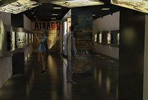 Sepuluh Nopember Museum Interior Design Concept