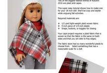 DIY- doll clothes