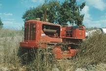 Allis Chalmers Crawlers/Bulldozers / Allis Chalmers Crawler Tractors.