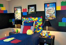 Boys Room Decorating Ideas @ Holy Mess / Ideas for decorating my 3 boys rooms.