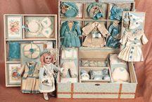 Sady pro panenky