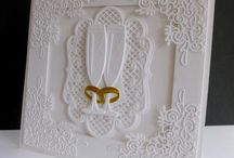 Tattered Lace Cards / Cards made with Tattered Lace dies