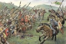 Britanos, Pictos, Irlandeses...