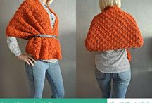 Crochet - Shawls