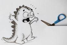 Chibi monsters
