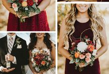 Party - autumn wedding