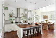 Interior Design: The Organized Kitchen