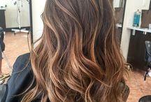Ispirazione colore capelli