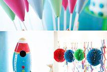 Ideas para decorar en tus fiestas