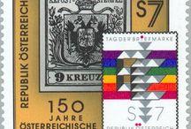 stamps AUSTRIA