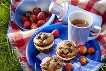 Muffins, Teilchen & Törtchen