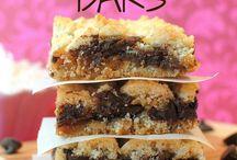brownie, bars and truffles / by Saira Sayeed