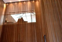 Curtains / Metal curtains for architecture