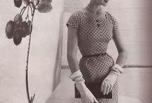 Vintage Fashion / by Crystal Cruz