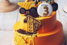 Торт для мальчиков
