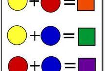 Barwy / Barwy podstawowe i pochodne
