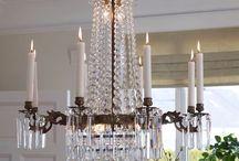 Oscarian chandeliers / Chandeliers