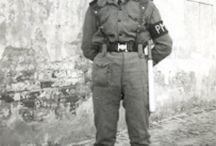 Fardas policiais 1960