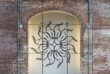 John Bisbee. / John Bisbee.  Nail Sculptures by John Bisbee That Twist Across Floors and Walls.  -----------------------------------------------------------------------------  SULEMAN.RECORD.ARTGALLERY: https://www.facebook.com/media/set/?set=a.410666452476713.1073742245.286950091515017&type=3  Technology Integration In Education: