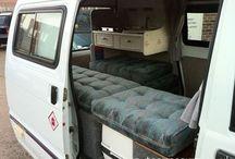 Camper/ mini van