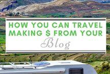 Blogging Tips / Blogging tips, increase blog traffic, make money blogging, blogging income, affiliate marketing, guest posts, page views, marketing, Pinterest, instagram, work from home, mom blog, lifestyle blog, food blog, starting a blog