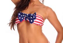 May 23 Swimwear / Various bikinis of both halter and strapless styles!