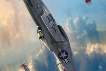 P-51 Mustangs & Friends