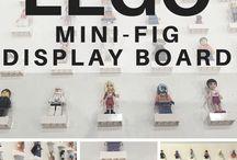 Lego / Idder til værelset